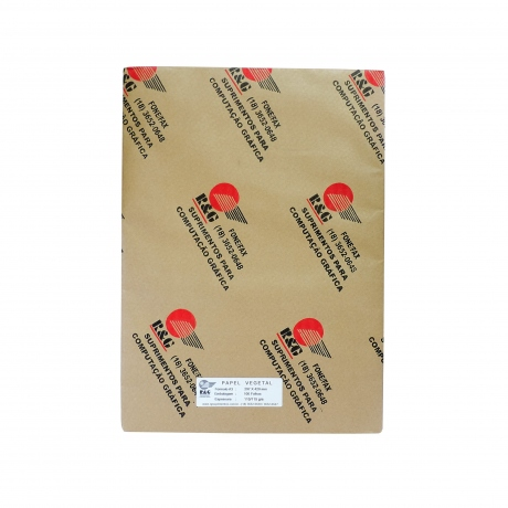Papel Vegetal 110/115g - 297 x 420 mm - A3